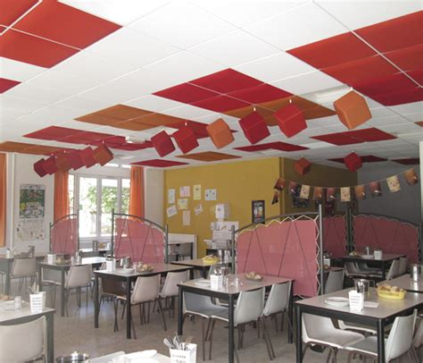 isolation phonique plafond suspendu dalle acoustique plaque phonique