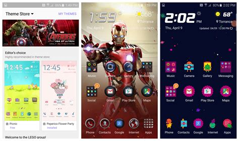 Store Theme Samsung Is Looking For Designers To Create New Galaxy Themes