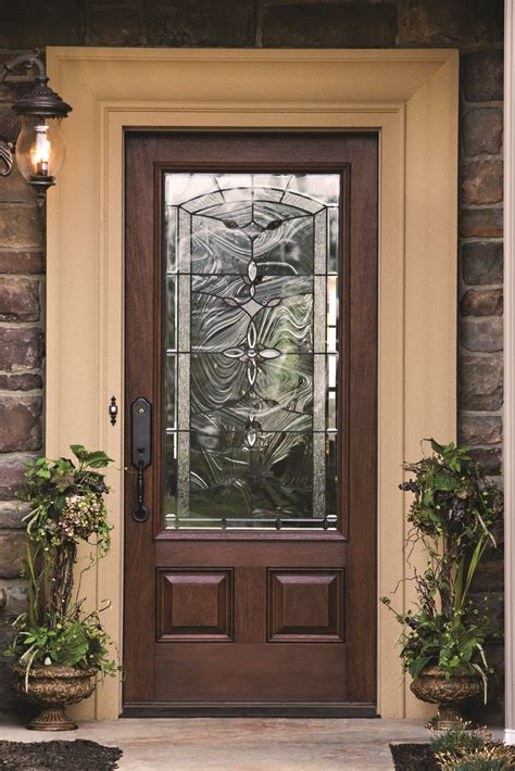 entry door with window 17 best images about therma tru doors on