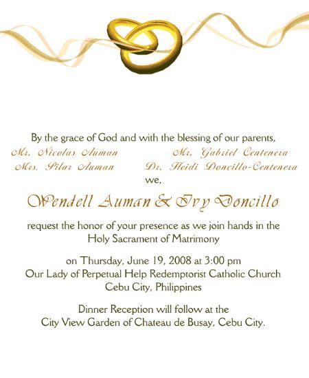 contoh bingkai undangan lengkap undanganme