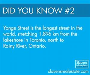 15 best Toronto Facts images on Pinterest | Did you know ...