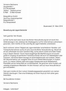 Bewerbung Als Lagerarbeiter : bewerbungsschreiben lagermitarbeiter ~ Eleganceandgraceweddings.com Haus und Dekorationen