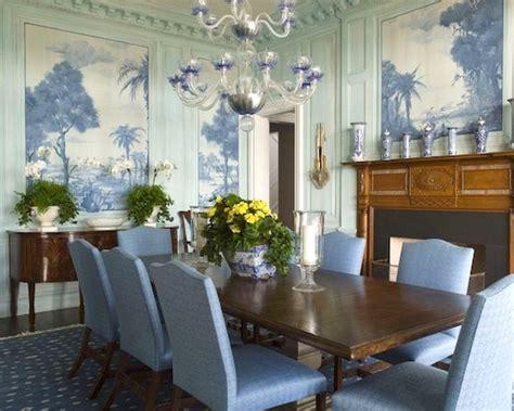 decorate blue dining room midcityeast