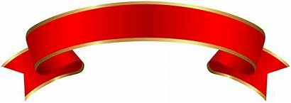 Banner Transparent Clip Clipart Ribbons Ribbon Banners