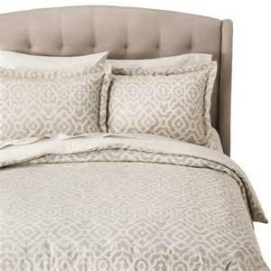 fieldcrest 174 luxury geometric comforter target