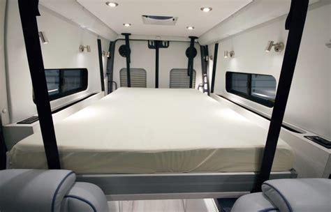 sprinter  euroloft bed lift