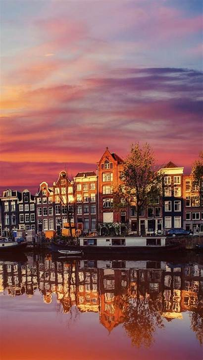 Amsterdam Iphone Wallpapers Travel Celebrate Launch Hotspots