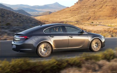 opel insignia opel insignia 2014 widescreen exotic car wallpaper 03 of