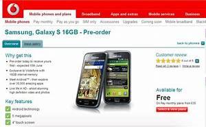 Samsung Galaxy S 16gb