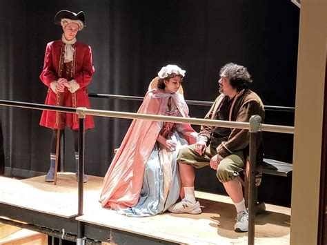 Napa High's Musical 'tale Of Two Cities' Opens On Friday