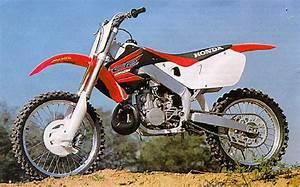Honda Cr 250 99 Ficha Tecnica