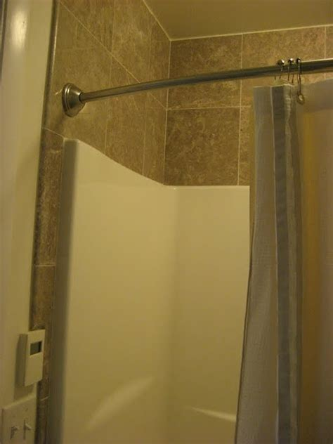 17 best images about tiling above shower surround on