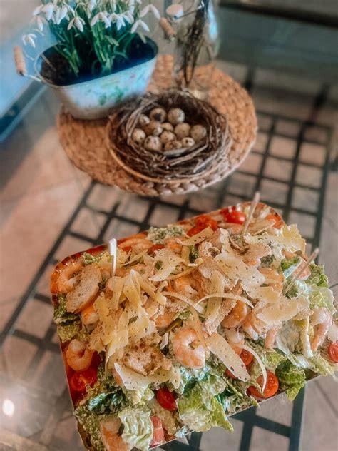 Cēzara salāti ar garnelēm - Salāti - Iepirkties ...
