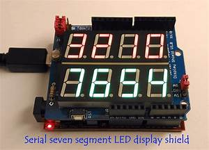 Arduino Led Display Shield Archives