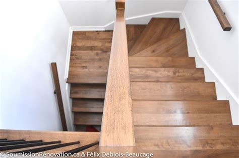 refaire escalier en bois refaire escalier en bois free escalier sans nez de marche with refaire escalier en bois