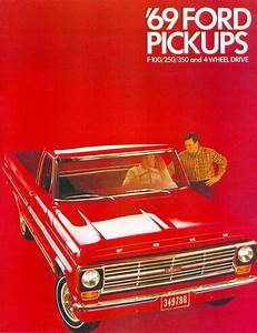 1977 Ford F100 F350 Pickup Truck Repair Shop Sales Brochure And Wiring Diagrams Cd