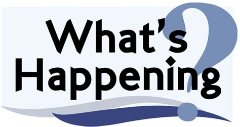 What's Happening, Week Of Jan 29  The Sarnia Journal