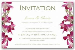 singapore orchids fb31 contemporary wedding With free printable orchid wedding invitations