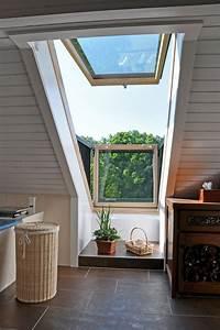 Velux Dachfenster Rollo : velux schwingfl gelfenster ggl velux ~ Watch28wear.com Haus und Dekorationen