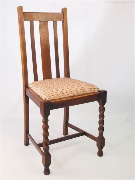antique dining chairs set 4 vintage oak dining chairs circa 1920s antiques atlas 1268