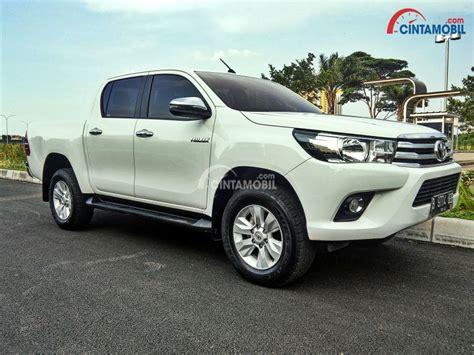 Gambar Mobil Toyota Hilux by Review Toyota Hilux D Cab 2017 D Cab Nan Jinak