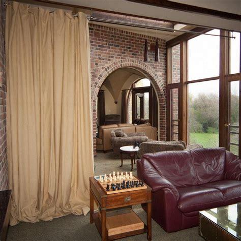 improve  rooms decor   diy hanging room divider