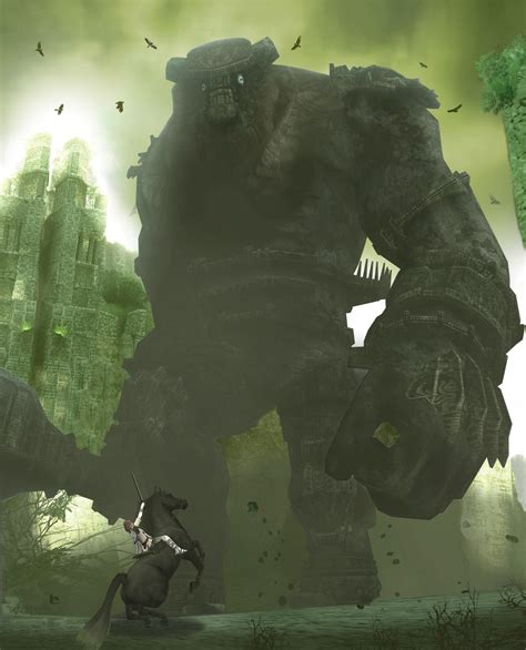 Categoryshadow Of The Colossus Team Ico Wiki Fandom