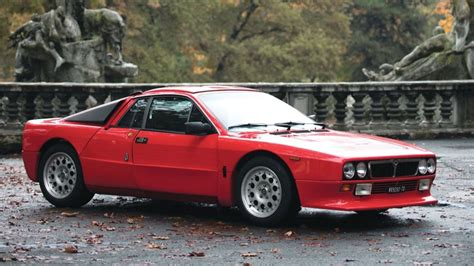 1982 Lancia 037 Stradale Review - Top Speed