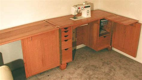 wooden sewing cabinet furniture diy wood sewing cabinets plans free