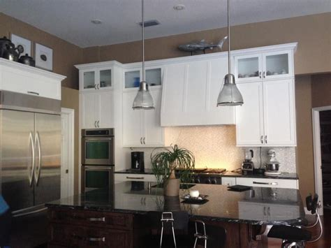 kitchen cabinets with 10 foot ceilings 10 foot ceilings kitchen soffit cabinets search 9178