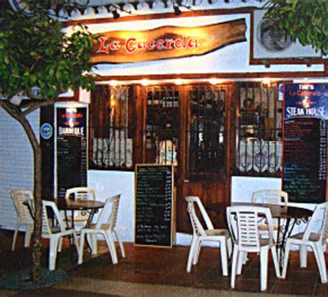 restaurant la cuisine limoges la cacerola torremolinos restaurant reviews phone