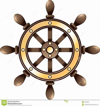 Volante Navio Wheel Steering Ship Sail Datei
