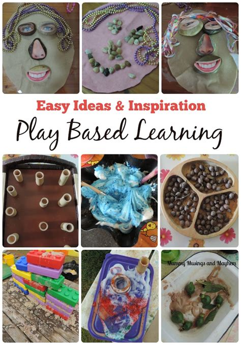 play based activities for preschoolers a week of play based learning ideas activities and 139