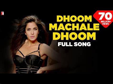 dhoom machale dhoom full song dhoom youtube