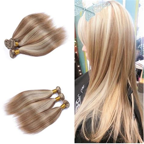 how to color weave mixed piano color hair weave bundles silky