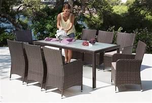 Tisch 8 Personen Quadratisch : gartenm belset san remo 17 tlg 8 sessel tisch 185x90 ~ Michelbontemps.com Haus und Dekorationen