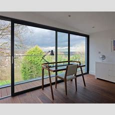 Floor To Ceiling Windows Presenting Beautiful Outside