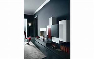 Moderne Tv Möbel : moderne designer tv wand tv lowboard im wohnzimmer tv ~ Michelbontemps.com Haus und Dekorationen
