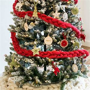 Simplicity, Christmas, Garland, By, Wool, Couture