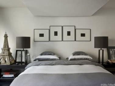 d馗oration chambre adulte gris décoration chambre adulte noir et blanc
