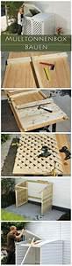 Müllbox Selber Bauen : ber ideen zu m lltonnenbox selber bauen auf ~ Lizthompson.info Haus und Dekorationen