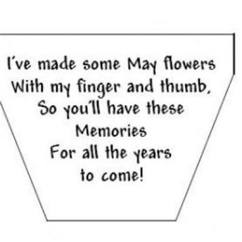 preschool mothers day poems handprint flowers poem 334 | d2914c25856619f7989a07088457a8a1