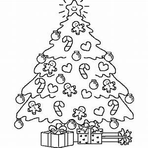 Dessin Sapin De Noel Moderne : coloriage arbre de no l en ligne gratuit imprimer ~ Melissatoandfro.com Idées de Décoration