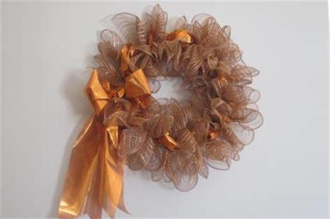 decorative mesh ribbon wreaths lovetoknow