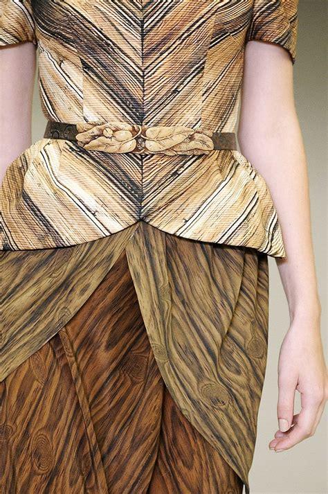 woodgrain fashion  rodarte crazy fashion
