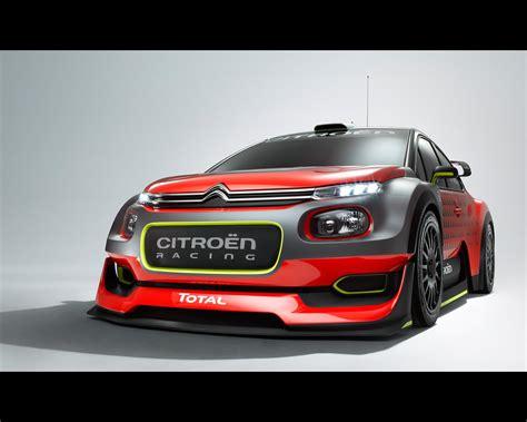 citroen concept 2017 citroen c3 wrc concept car 2017