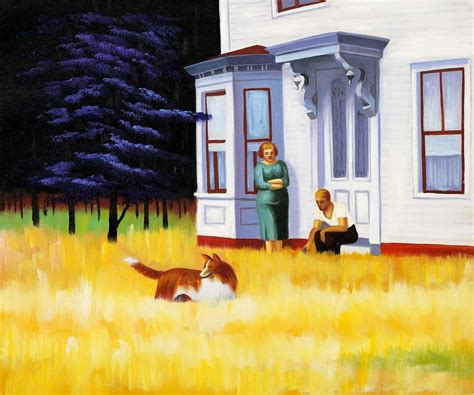 Edward Hopper Paintings  View All Famous Paintings Of