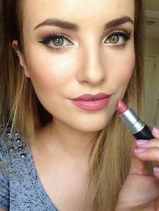 Maquillage Soirée Yeux Marrons : maquillage yeux marrons robe rose russenko maquillage ~ Melissatoandfro.com Idées de Décoration