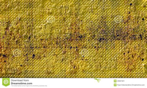 old yellow grungy old yellow metal texture stock image image 26967921