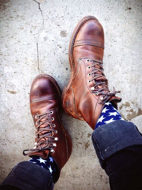 wings iron ranger wing iron rangers 8111 harness leather boots wing boots wings